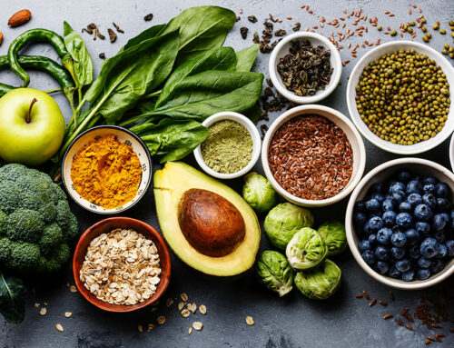 10 Healthy Food Options for Seniors