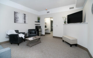 Living-Room---One-Bedroom---The-Parkdale