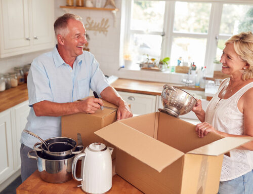 7 Tips for Downsizing as You Prepare to Move into Senior Living